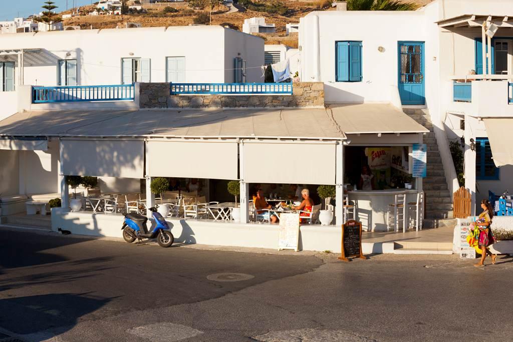 Mykonos, Griechenland