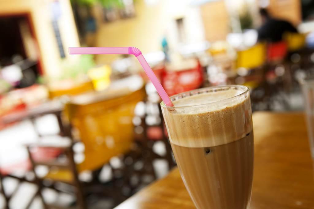 Kaffeekultur Griechenland