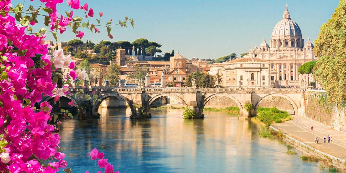 Typisch Rom Galeria Reisen Magazin
