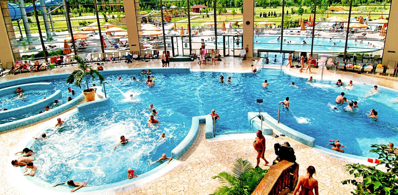 Ramada Resort Aquaworld, Budapest.