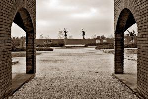 Der Memento-Park lädt zu einer Reise in die Geschichte des Kommunismus ein.