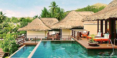 Constance Lemuria Resort, Seychellen