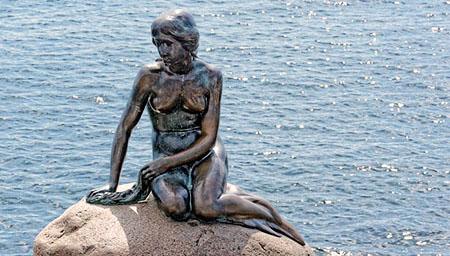 Meerjungfrau, Kopenhagen