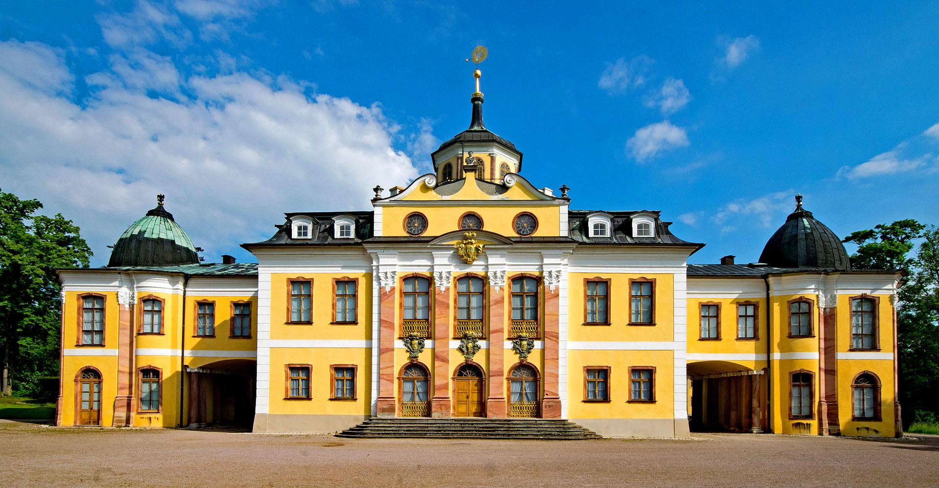 Schloss Belvedere, Leipzig