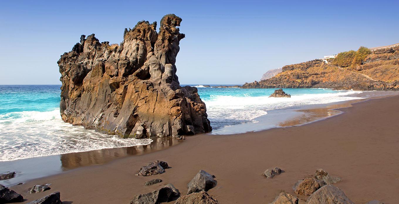 """""""Playa Bollullo"""" bei Puerto de la Cruz"""