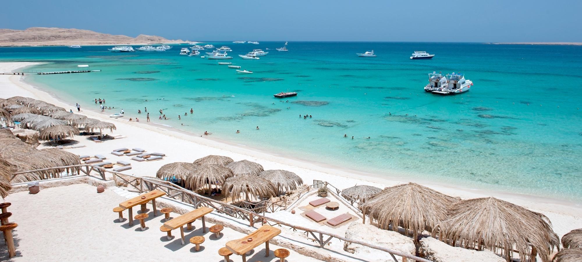 Mahmya Island, Hurghada