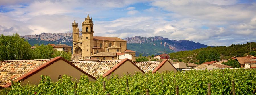 Weingut in La Rioja