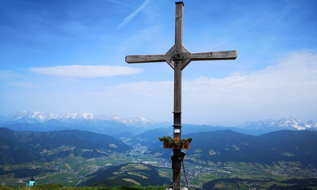 Gipfel Region Flachau