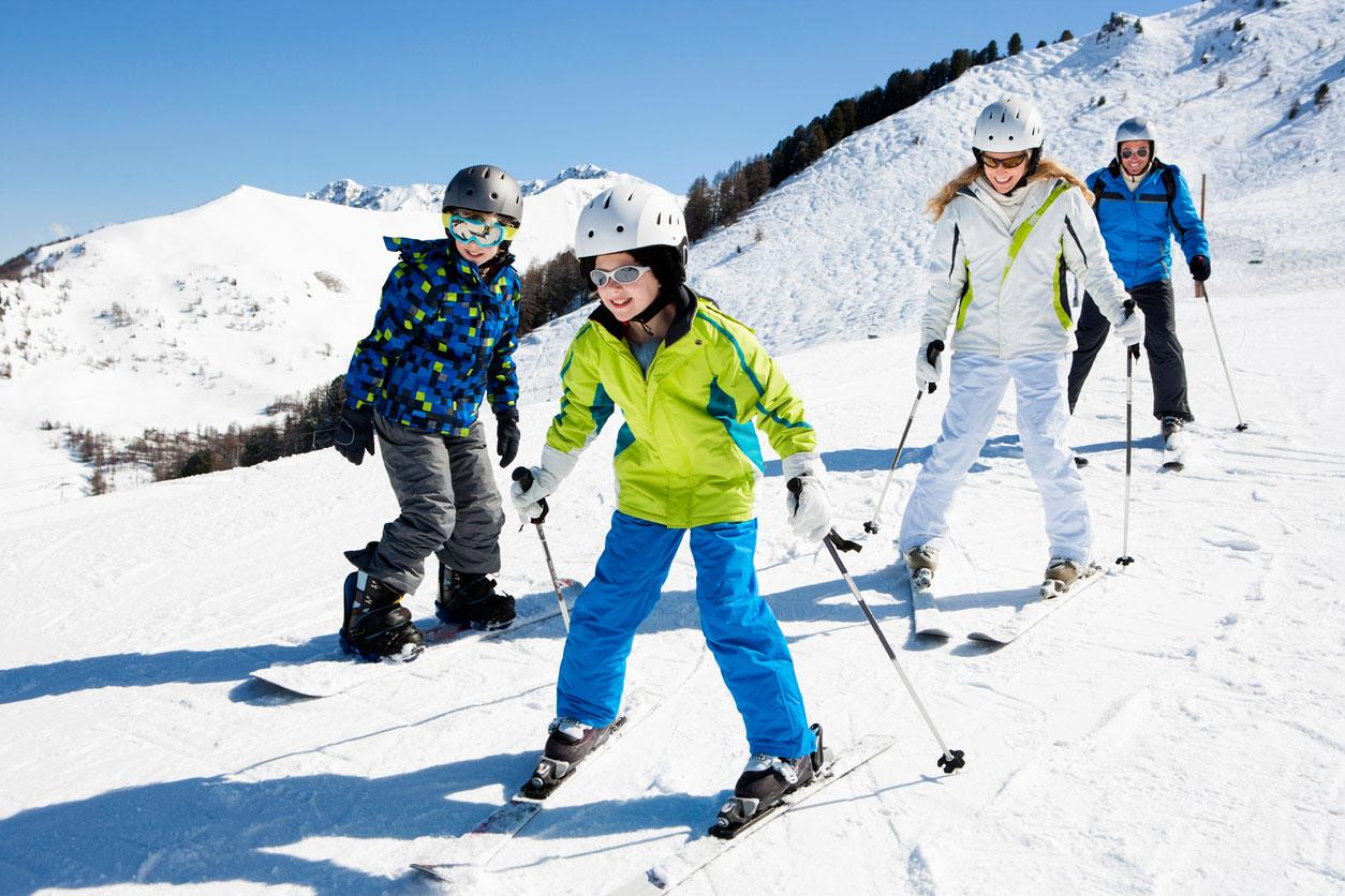 Die richtige Skikleidung im Urlaub